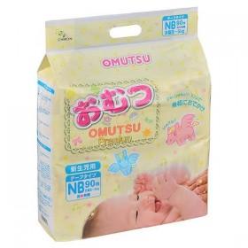 Omutsu Подгузники для новорожденных