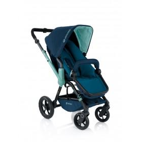 Прогулочная коляска Concord Wanderer Aqua Blue + сумка Mamabag