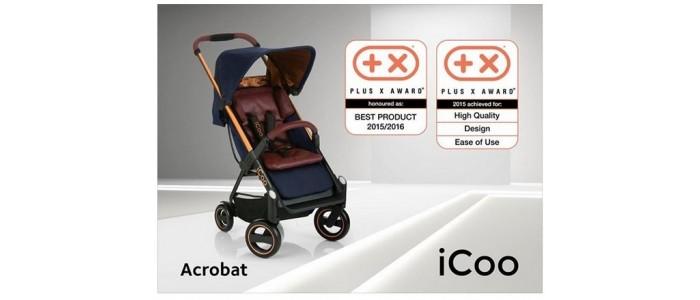 новая коляска ICoo Acrobat Cooper