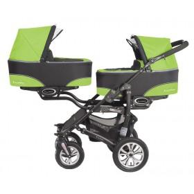 Baby Active Twinni коляска 2 в 1 для двойни