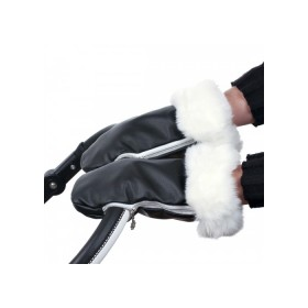 Муфта-рукавички для детской коляски Bambu Iglu