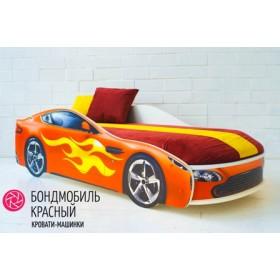 Belmarco  кровать-машина Бондмобиль