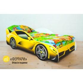 Belmarco кровать-машина Ferrari