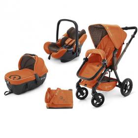 Concord Детская коляска Wanderer Travel Set (3 в 1) L.E. Rusty Orange 2015