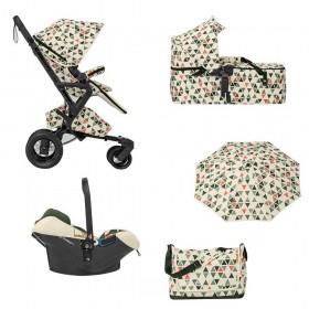 Concord Детская коляска Neo Mobility Set (3 в 1) S.E. Emerald