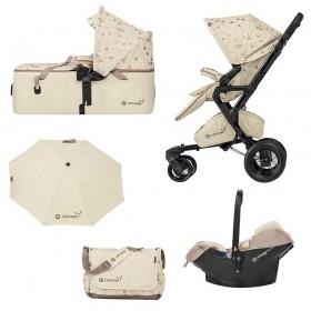 Concord Детская коляска Neo Mobility Set (3 в 1) S.E. Ivory