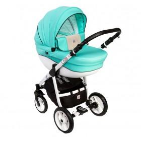 Детская коляска 3 в 1 Dada Paradiso Group (DPG) Leo