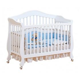 Giovanni кроватка Belcanto Lux колесо