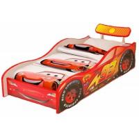 Детская кровать-машина Red River Молния эконом