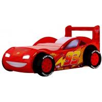 Детская кровать-машина Red River Молния 3-D