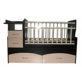 Bambu кровать-трансформер Bum поперечный маятник