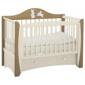 Papaloni кроватка Olivia продольный маятник