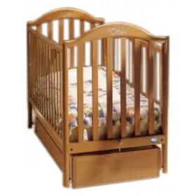 PALI кроватка ORLEANS продольный маятник