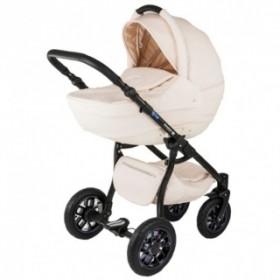 Adamex коляска 2 в 1 Jogger De Lux Эко-кожа
