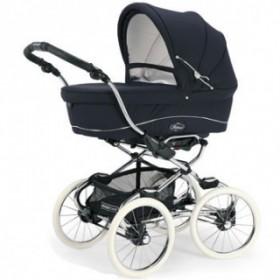 BEBECAR классическая коляска-люлька STYLO CLASS