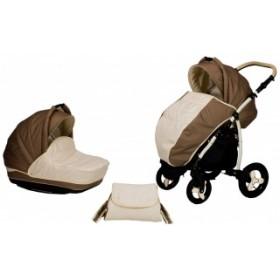 Baby World коляска 2 в 1 Verona
