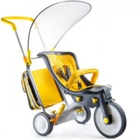 RICH TOYS трехколесный велосипед-коляска 3 в 1 Evolution