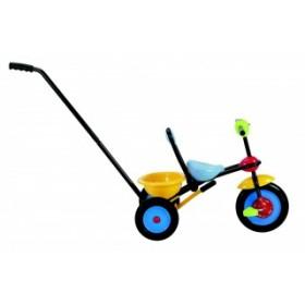 RICH TOYS велосипед трехколесный Такси АВС 0014