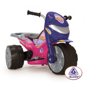 INJUSA трицикл TIGER GIRL 11812