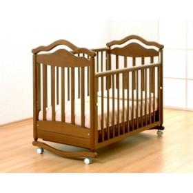 Gandylyan кроватка Анжелика колесо-качалка
