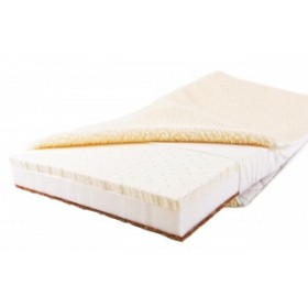 Baby Sleep матрас BioLatex Cotton 125х65