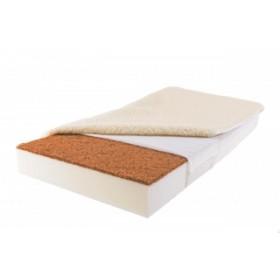 Baby Sleep матрас BioForm Cotton 125х65