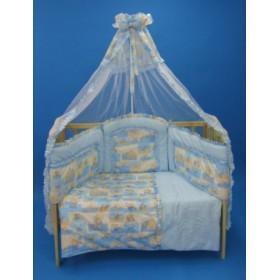 Bombus бампер в кроватку Танюшка